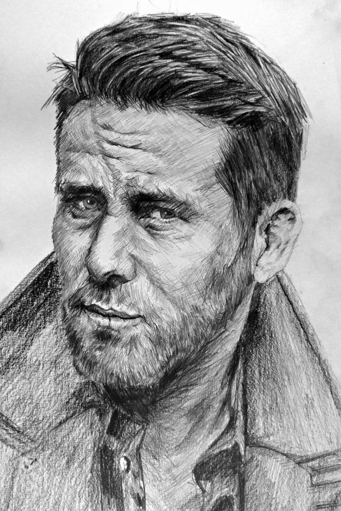 Ryan Reynolds by linshyhchyang